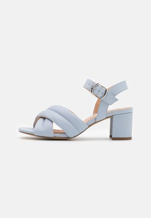 KEANA - Sandals - light blue