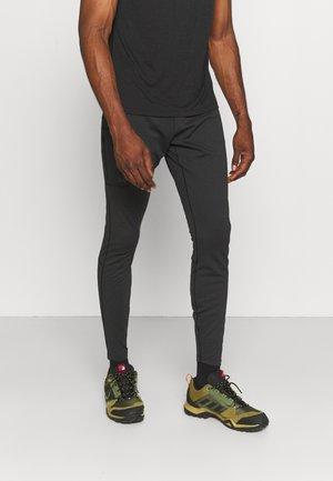 MOTUS BOTTOM MENS - Pantalones deportivos - black heather