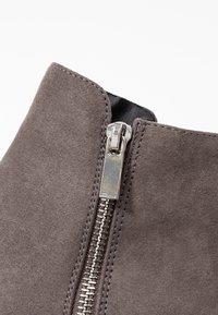 New Look - BRISK - Ankelstøvler - mid grey - 2