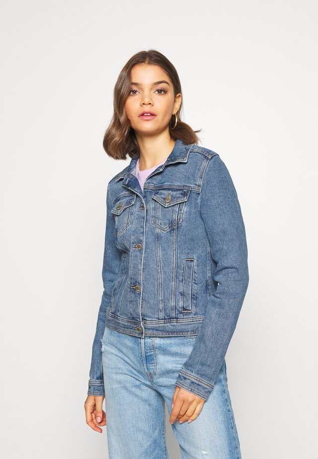 CLASSIC JACKET  - Chaqueta vaquera - blue denim