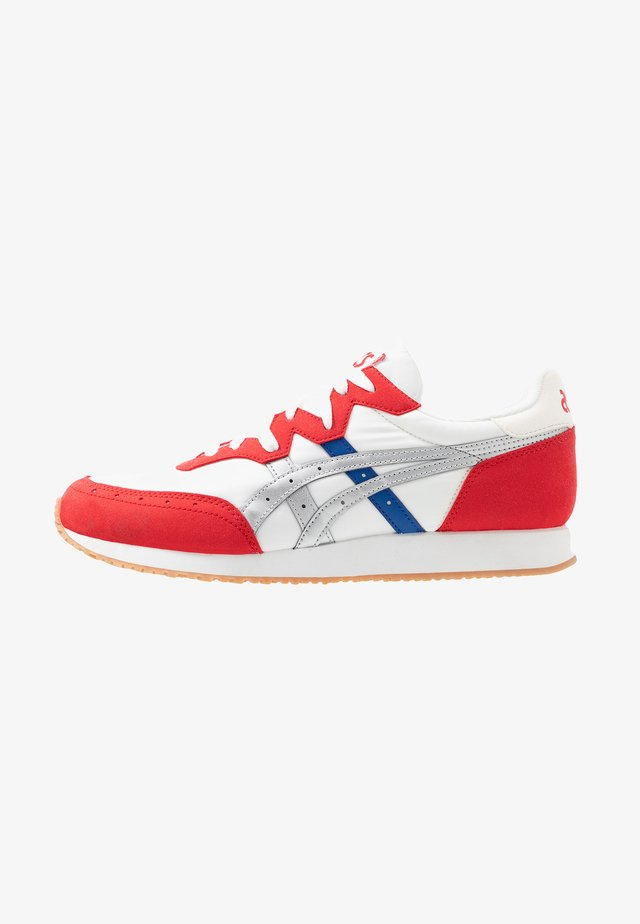 TARTHER - Trainers - white/classic red