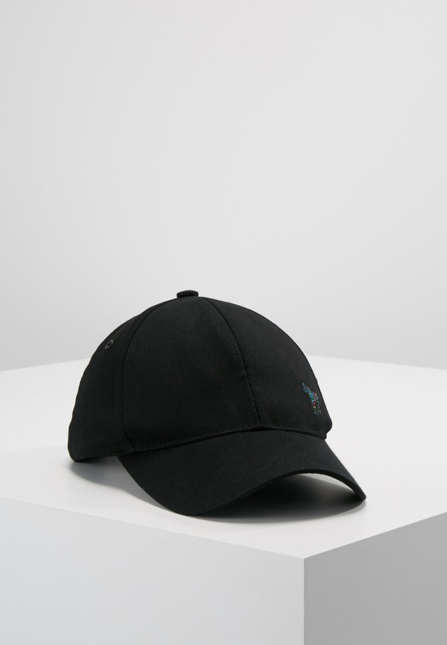 BASIC BASEBALL CAP - Caps - black