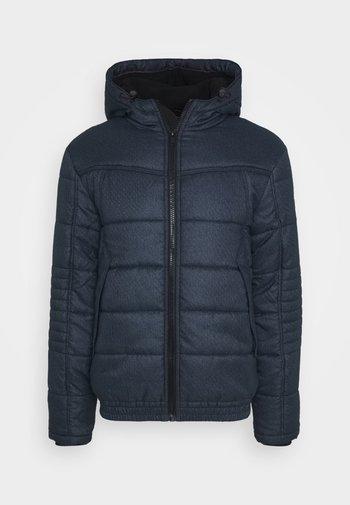 EXLUSIV - Winter jacket - dark blue