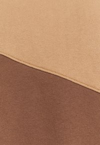 Abercrombie & Fitch - WEBEX MINI MOCK CREW - Sweatshirt - brown - 5