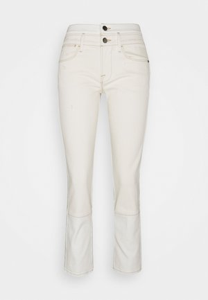 LE HIGH STRAIGHT SPRING MIX - Straight leg jeans - vintage white multi