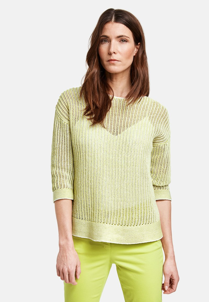 Gerry Weber - Maglione - lime