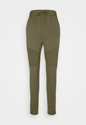 ONLPOPTRASH EASY BIKER PANT - Pantalones deportivos - kalamata