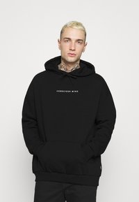 Zign - Sweat à capuche - black - 3
