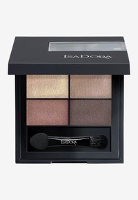 IsaDora - EYESHADOW QUARTET - Eyeshadow palette - boho browns - 0