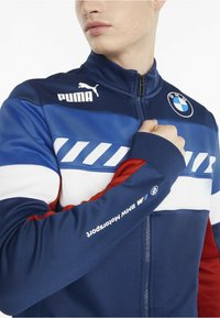 Puma - BMW - Träningsjacka - m colors - 3