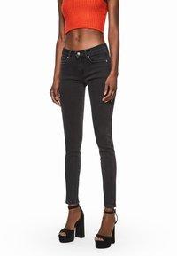 Pepe Jeans - DUA LIPA X PEPE JEANS - Skinny džíny - denim - 0