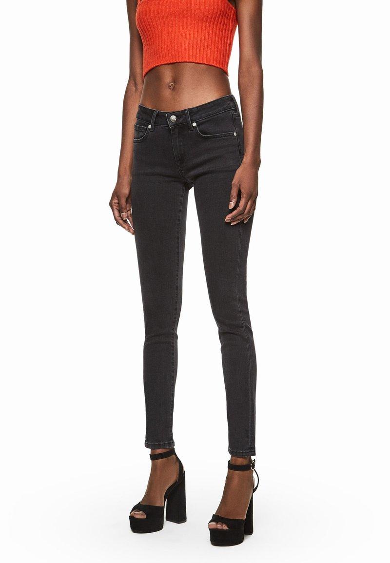 Pepe Jeans - DUA LIPA X PEPE JEANS - Skinny džíny - denim