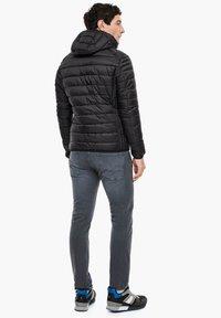 s.Oliver - LANGARM - Light jacket - black - 2