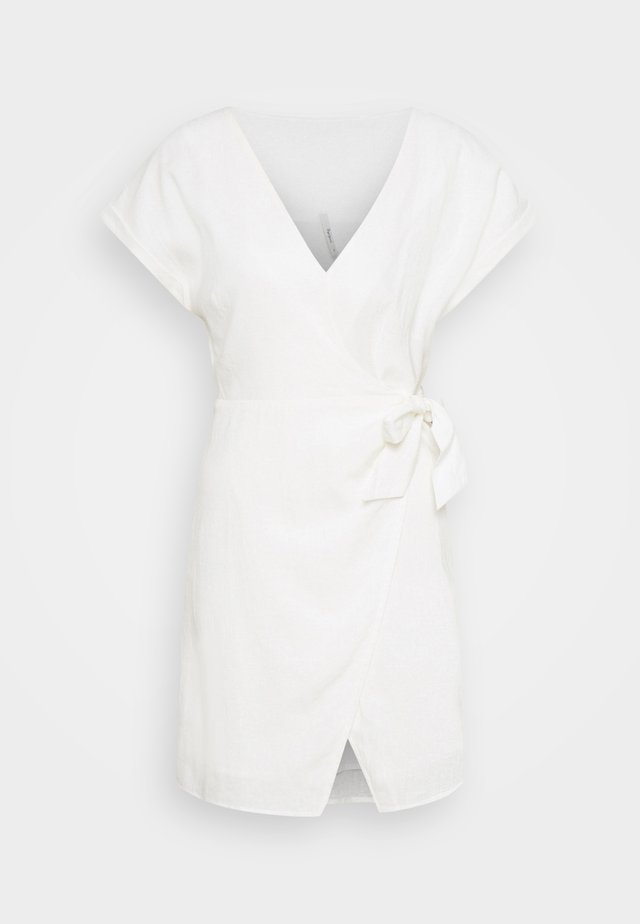 LOLITA - Korte jurk - offwhite