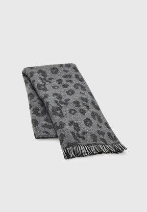 VMMINNA LONG SCARF - Huivi - medium grey melange