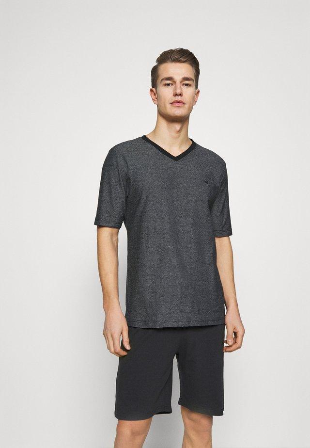 SET - Pyjama - grau