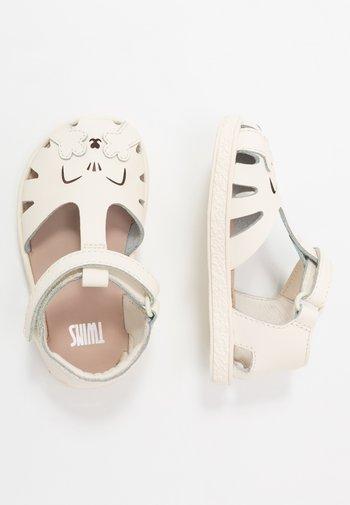 TWINS - Sandalias - light beige