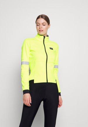 TEMPEST JACKET WOMENS - Windjack - neon yellow