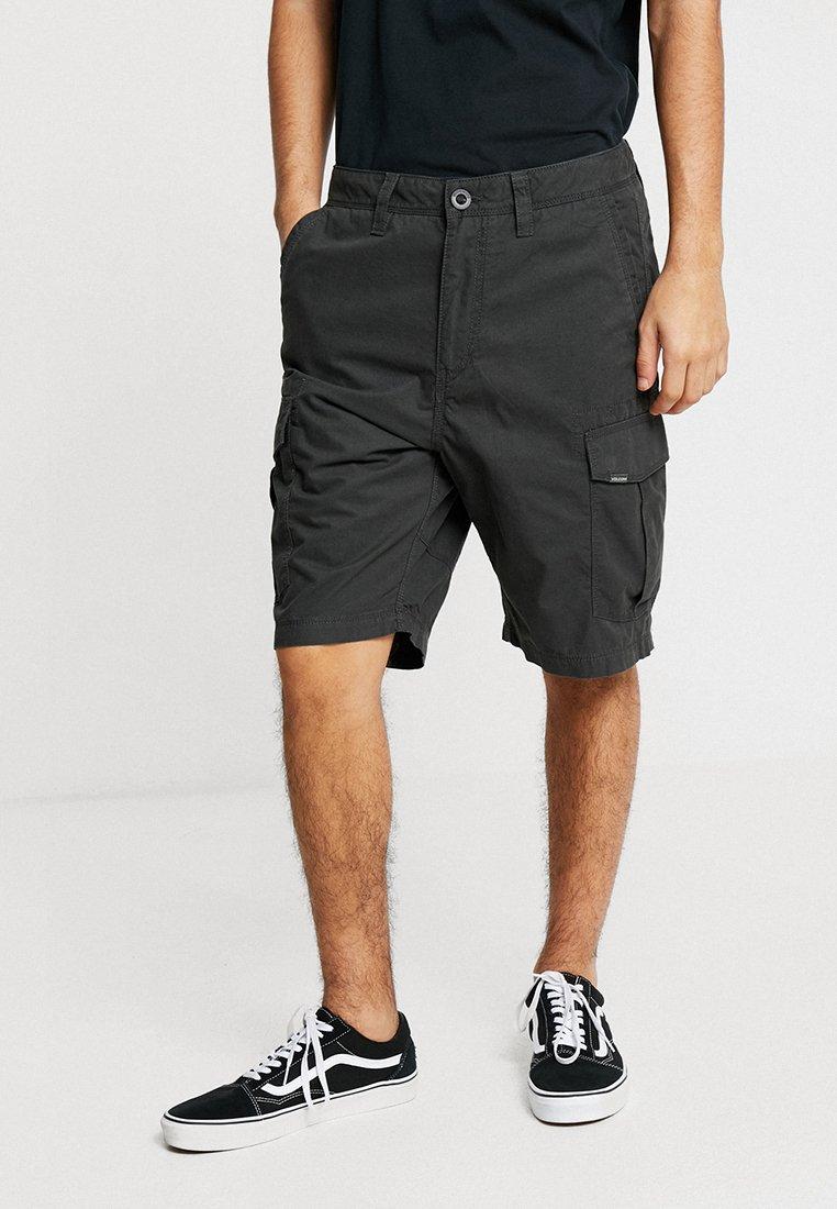 Volcom - MITER II - Shorts - vintage black