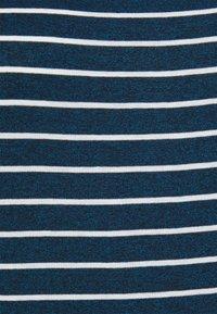 Ragwear Plus - SOHO STRIPE - Žerzejové šaty - navy - 2