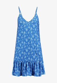 Nly by Nelly - IN YOUR DREAMS DRESS - Jersey dress - blue - 4
