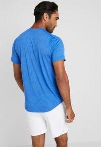 Nike Performance - DRY  - Camiseta básica - game royal/white - 2