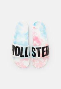 Hollister Co. - Matalakantaiset pistokkaat - white/multicolor - 3