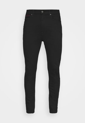 SIMON  - Slim fit jeans - new black