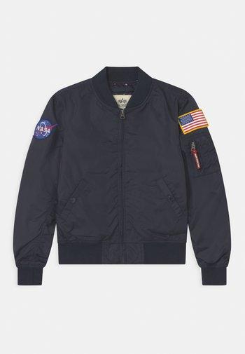 NASA - Bomber Jacket - blue