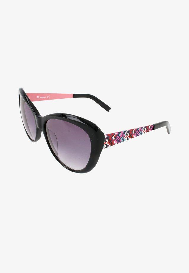 Occhiali da sole - black/multicolor