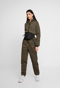 Noisy May - Overall / Jumpsuit /Buksedragter - winter moss - 1