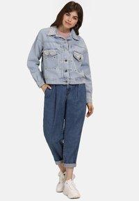 myMo - Denim jacket - blue - 1