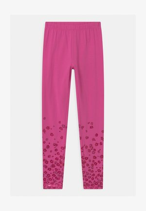GIRLS - Leggings - Trousers - super pink neon