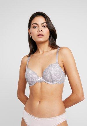 ABIGAIL - Underwired bra - grey