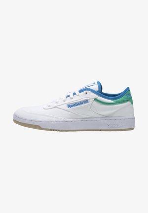 CLUB C REEGROW SHOES - Trainers - ftwr white/horizon blue/court green