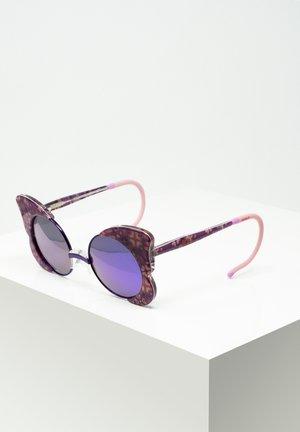 LUISA - Sonnenbrille - purp.heart