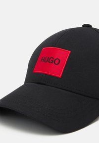HUGO - UNISEX - Cap - black - 4
