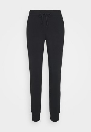 CUFF PANTS - Trainingsbroek - black