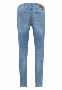 BRAX - STYLE CHRIS - Slim fit jeans - glory blue used - 6