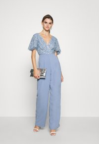 Lace & Beads - MAISON - Jumpsuit - blue - 1