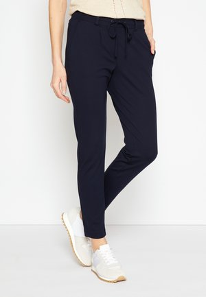 PANTS ANKLE - Tracksuit bottoms - real navy blue