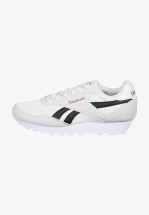 REEBOK REWIND RUN SNEAKER DAMEN - Trainers - white / core black / blush metal
