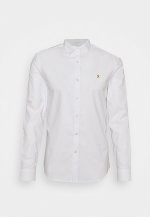 BREWER - Camicia - white