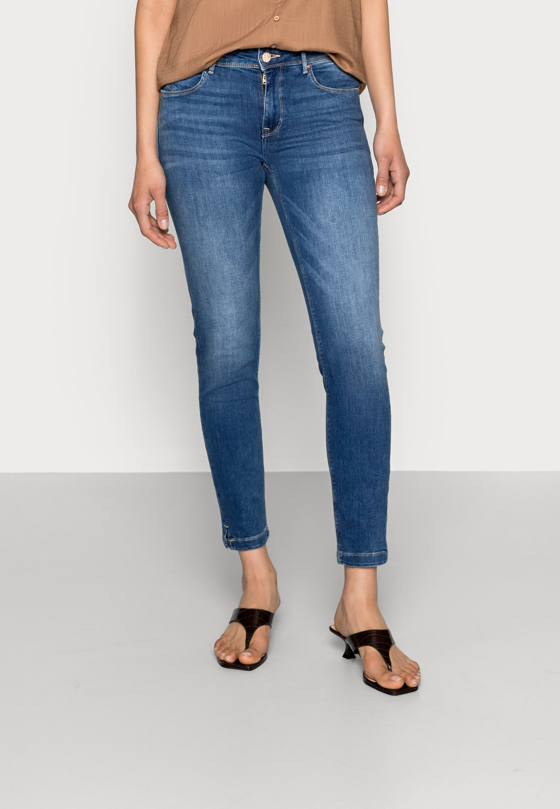 Donna ADRIANA ANKLE - Jeans Skinny Fit