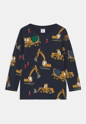 MINI VEHICLES - Long sleeved top - dark navy