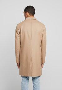 Calvin Klein Tailored - BLEND COAT - Kappa / rock - beige - 2