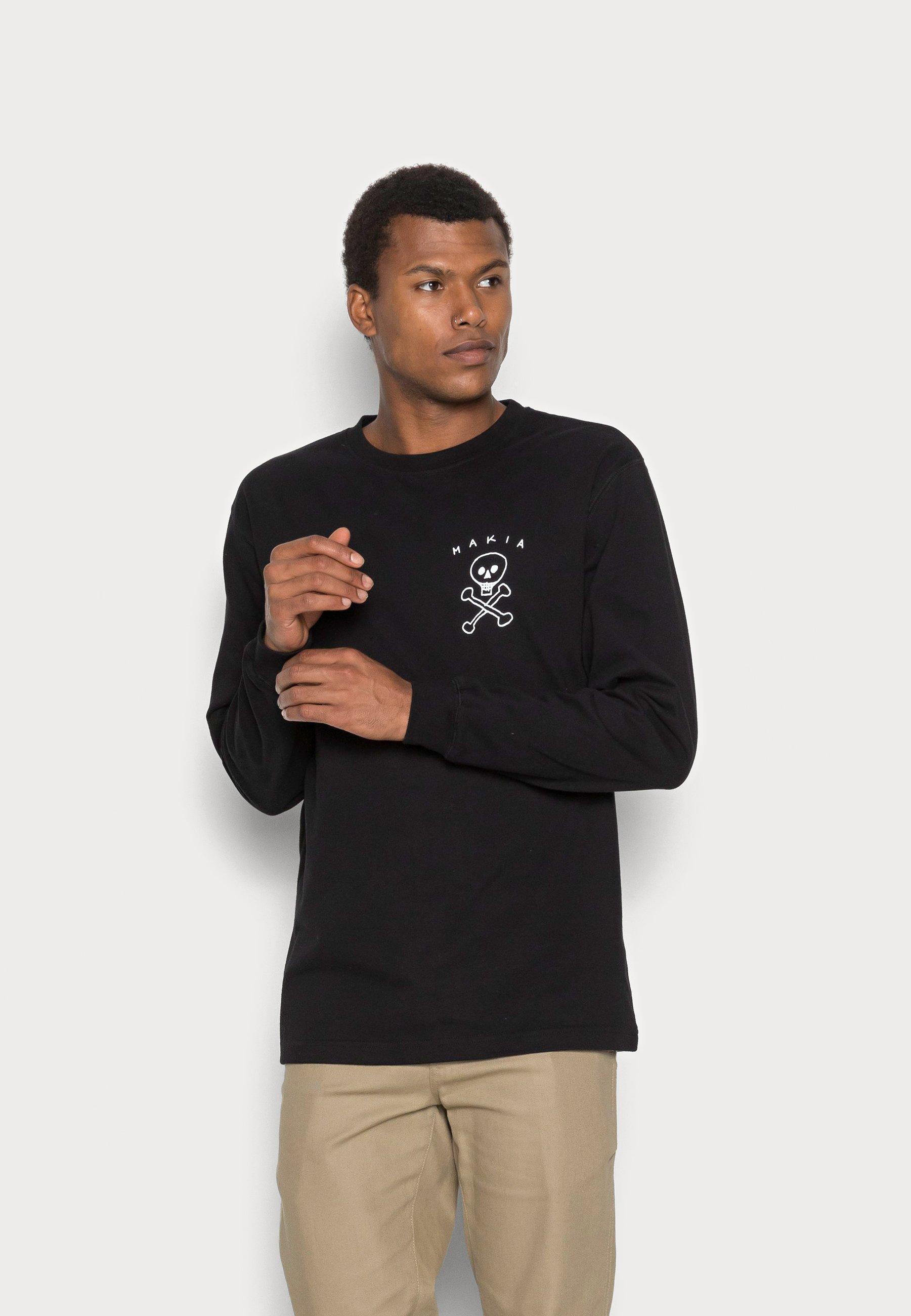 Men Makia x Olle Eksell Poison Long Sleeve - Long sleeved top