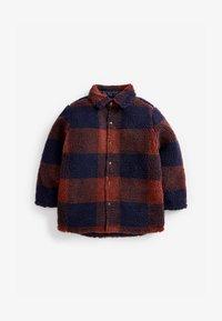 Next - Fleece jacket - orange - 1