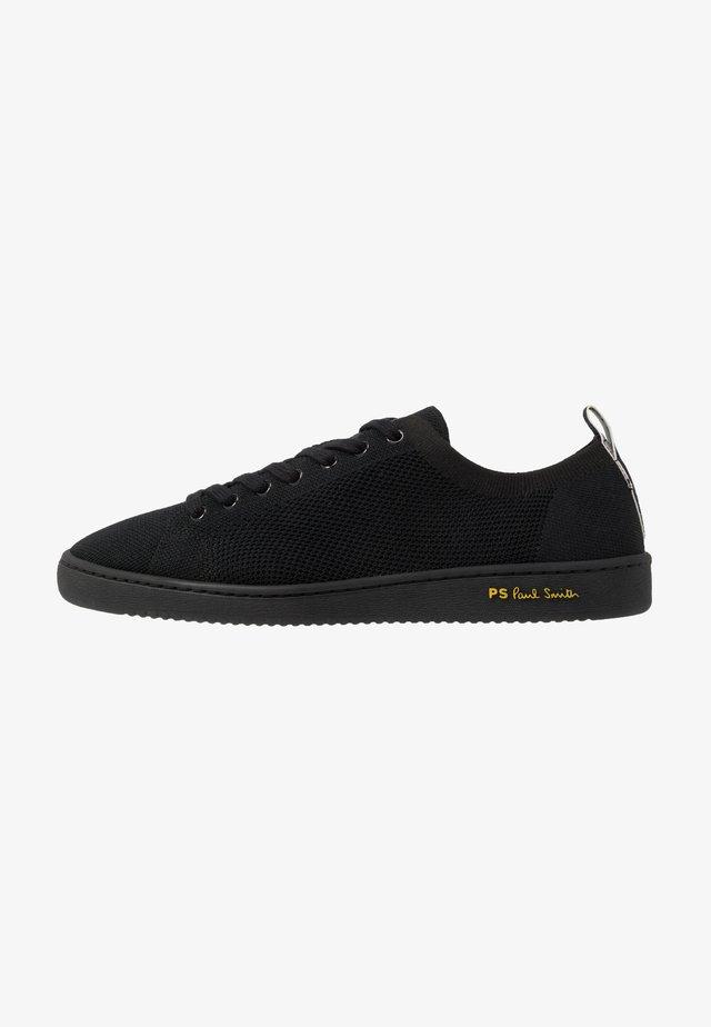 EXCLUSIVE MIYATA - Sneakersy niskie - black