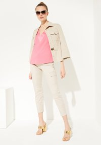 comma - Blouse - pink - 1